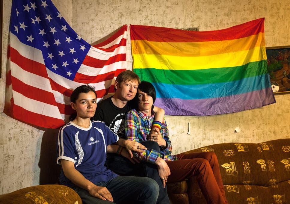 DOCUMENTARIES GAY RUSSIA