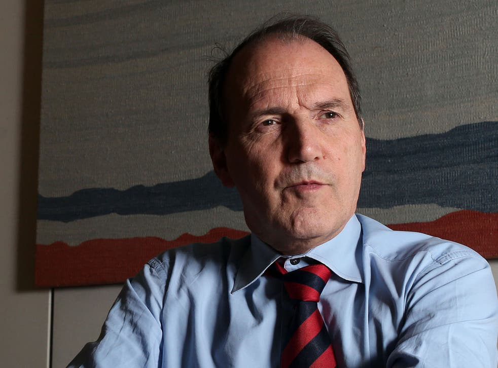Simon Hughes says some view the criminal justice system as hostile