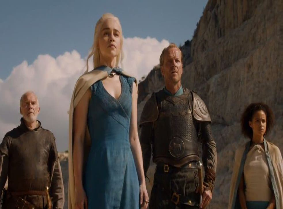 Game of Thrones series four