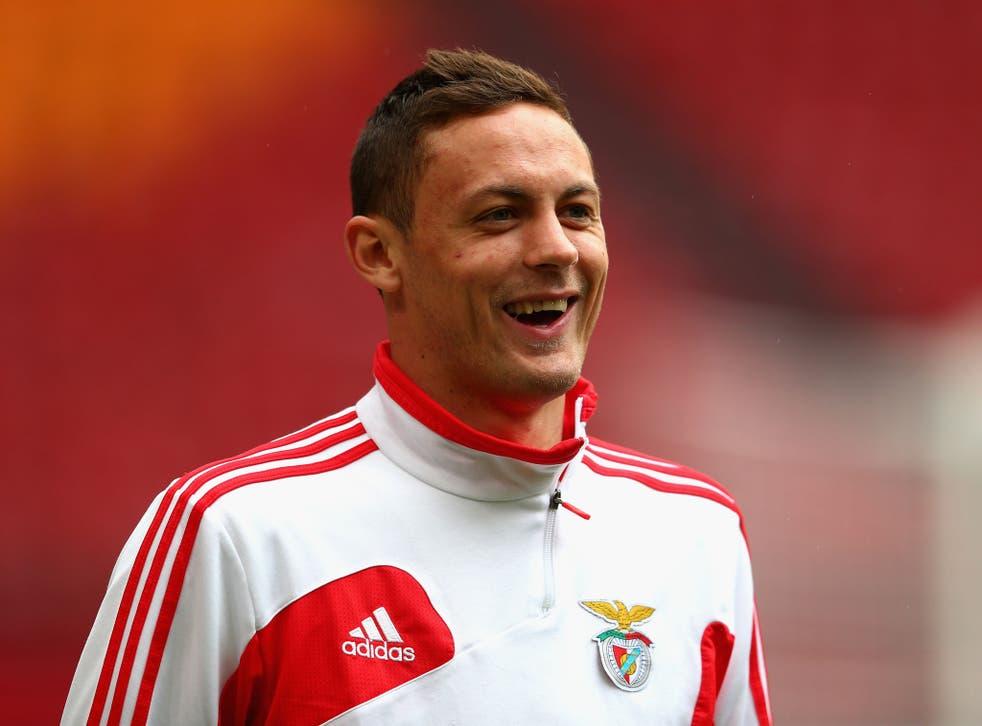 Nemanja Matic of Benfica