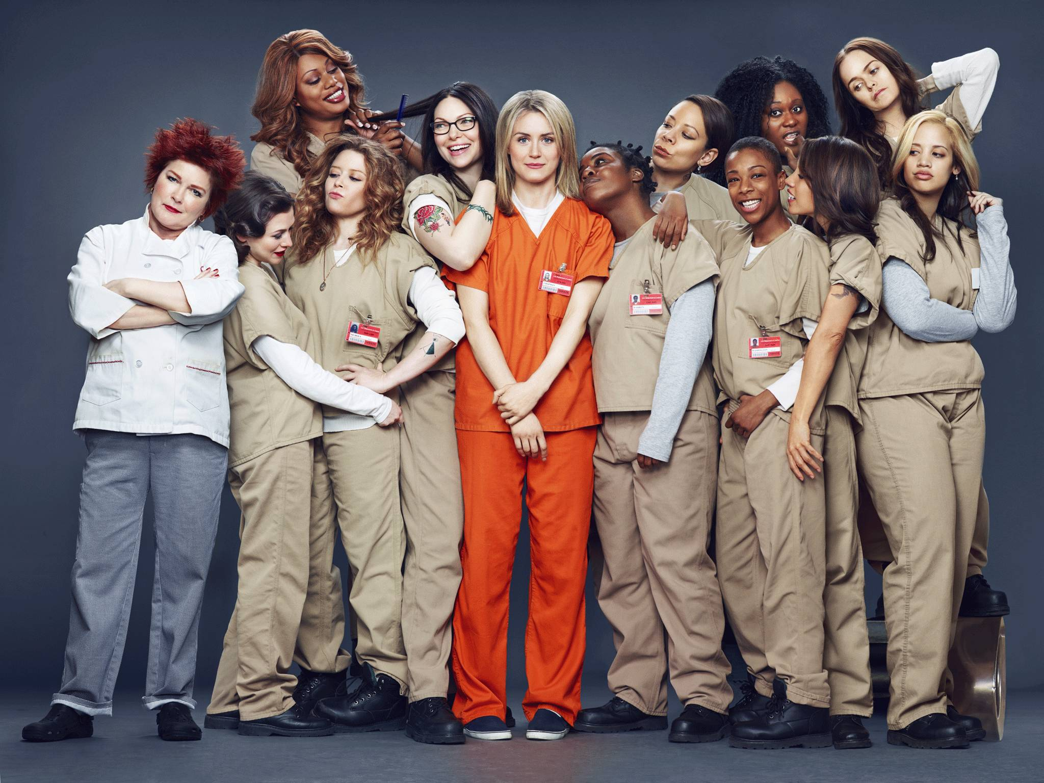 Orange is the New Black, Piper interview: Litchfield's most innocent