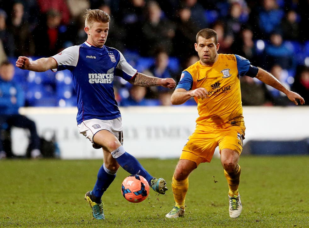 Ipswich and Preston will meet again in the FA Cup third round replay