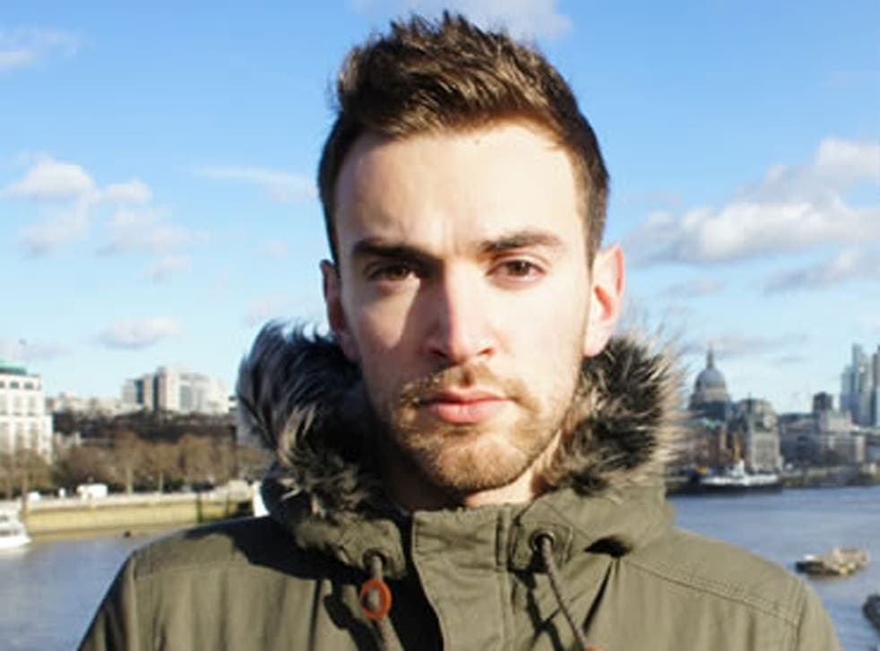 Jonny Benjamin has launched the 'Finding Mike' campaign to track down the man who saved his life