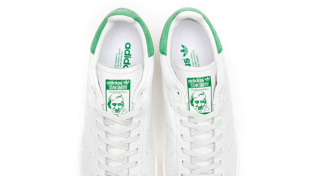 7686c518821be7 Style File  Adidas Originals  Stan Smith trainers are back!