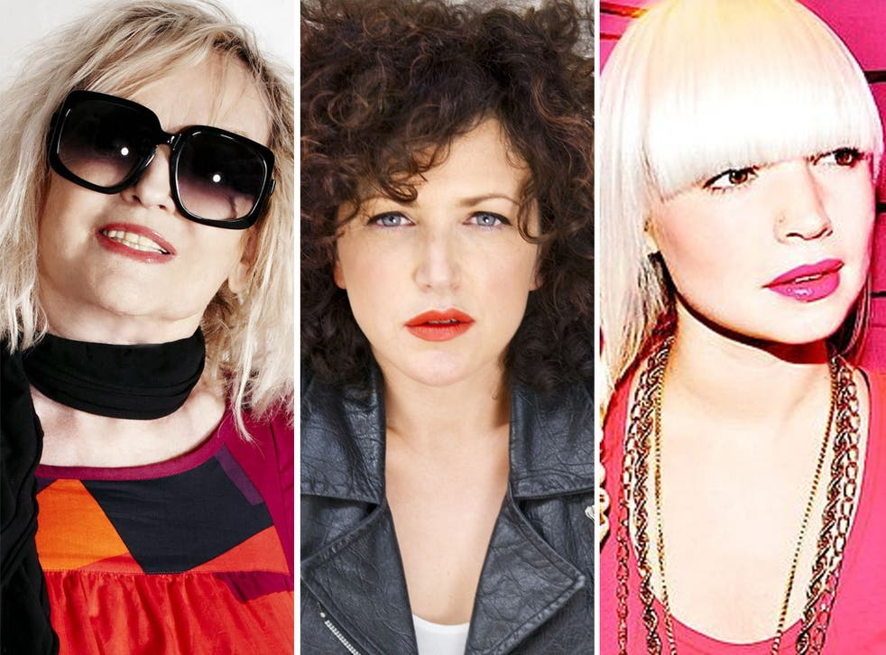 (From left) Annie Nightingale, Annie Mac and B.Traits