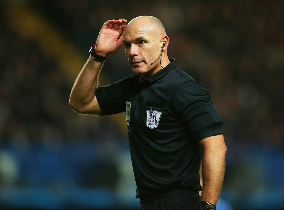 Referee Howard Webb has been selected to officiate at the 2014 World Cup in Brazil