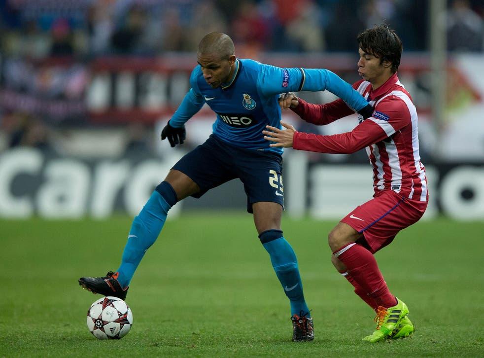 Porto midfielder Fernando