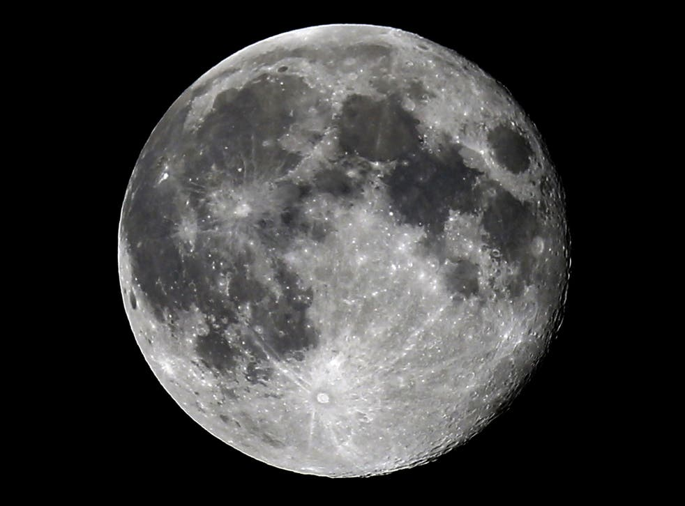 On Wednesday the moon will appear to be 4 per cent smaller than usual as it reaches its apogee
