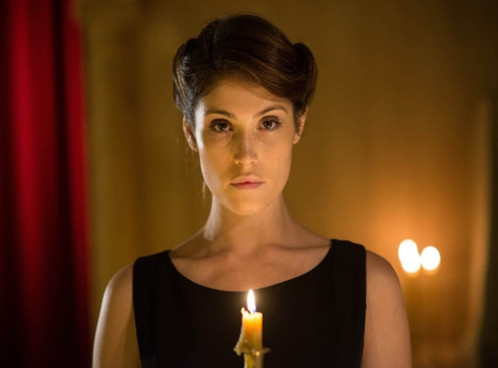 Gemma Arterton as the Duchess in The Globe's 'The Duchess of Malfi'