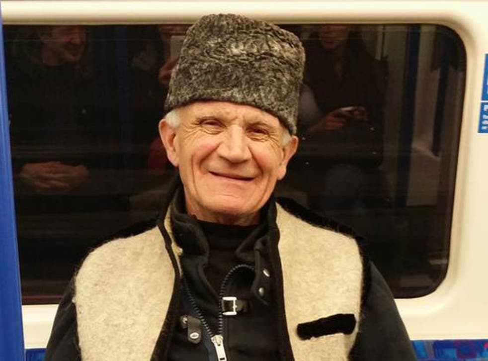 Vasile Belea went missing at Stockwell station