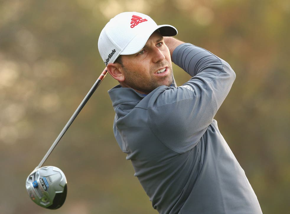 Sergio Garcia has insisted he can no longer apologise for his 'fried chicken' jibe at Tiger Woods having apologised over and over again