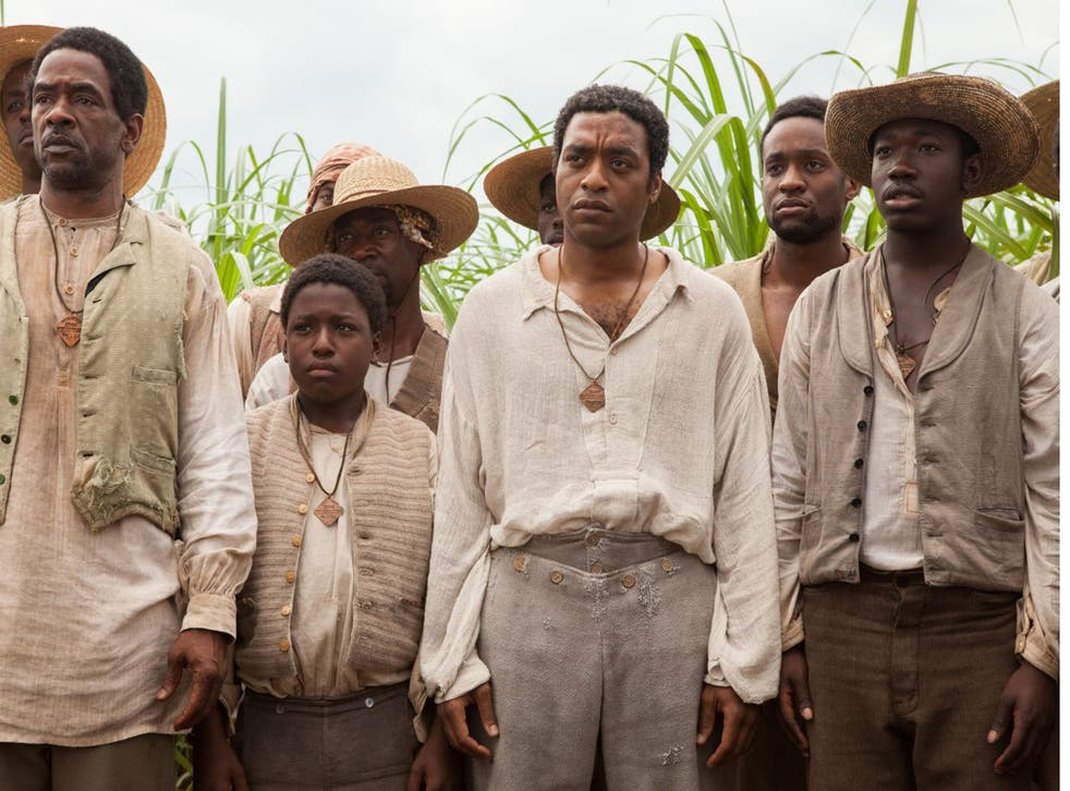 Chiwetel Ejiofor has been nominated for an Oscar for his role as Solomon Northup in 12 Years a Slave