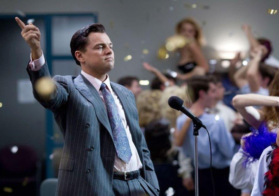 Million Dollar Man: Leonardo DiCaprio Stars In U0027The Wolf Of Wall ...