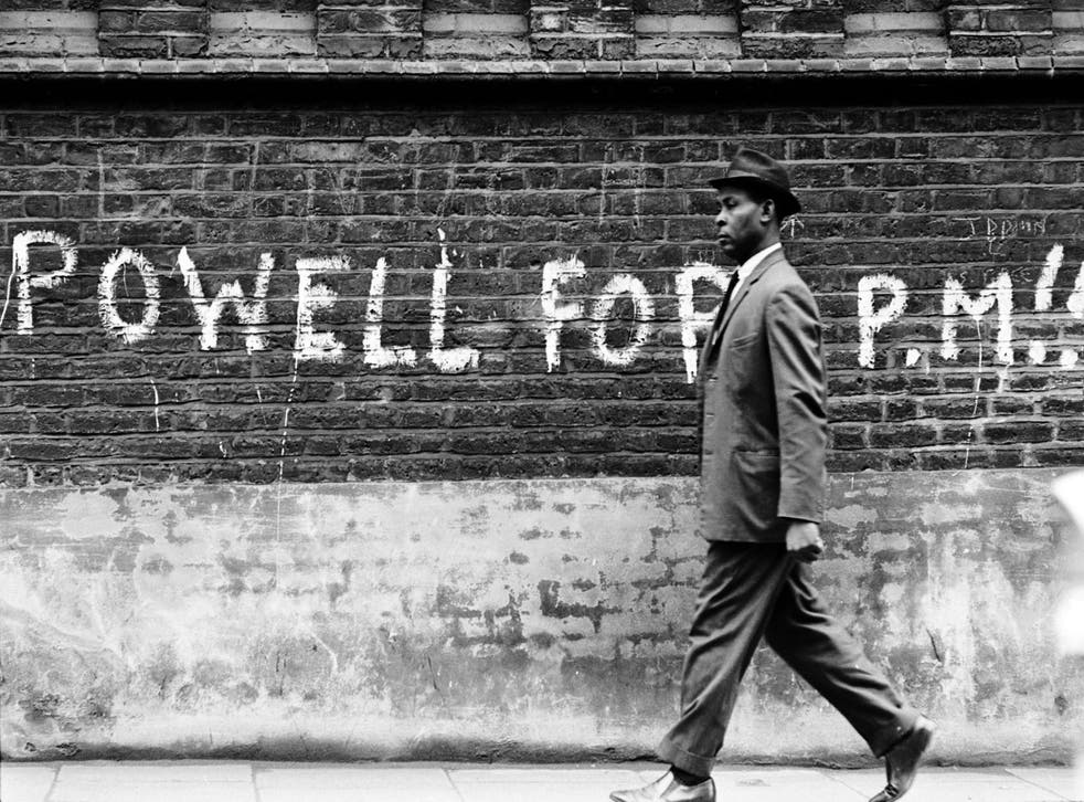Writing on the wall: Graffiti in London in 1968