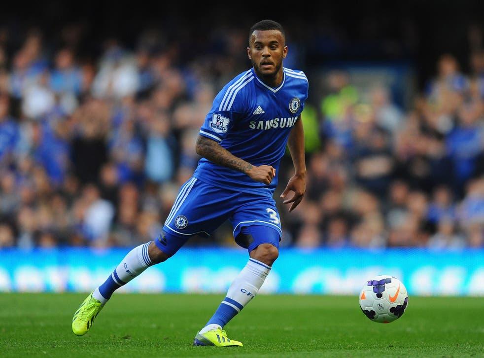Chelsea defender Ryan Bertrand