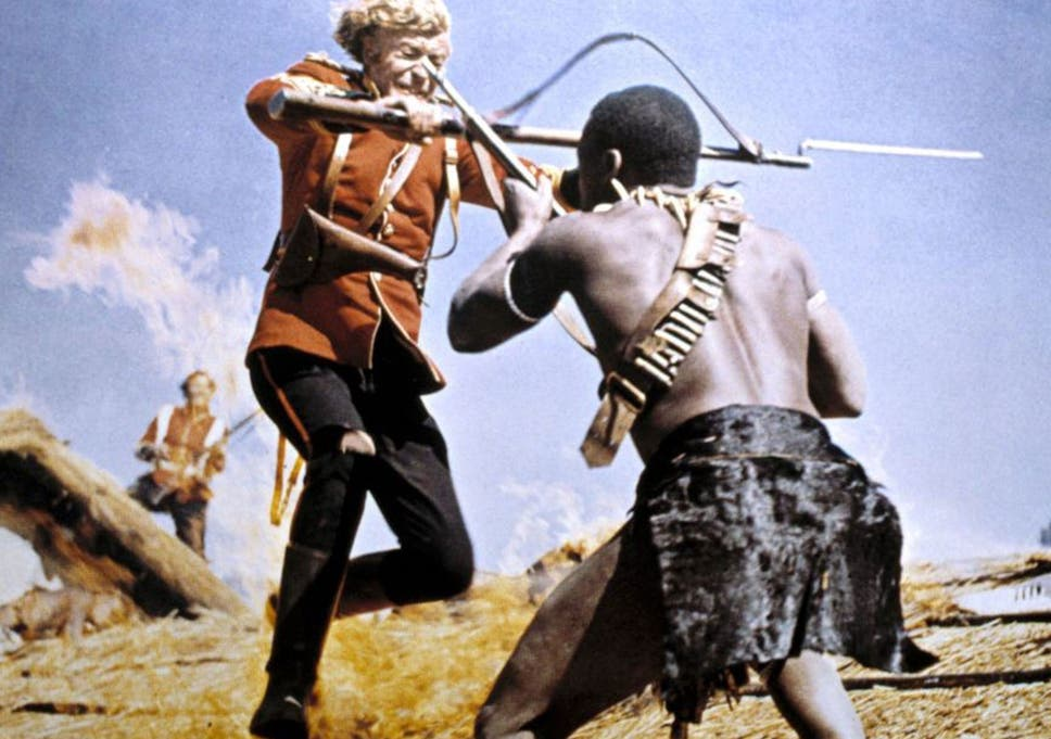 The untold story of the film Zulu starring Michael Caine, 50