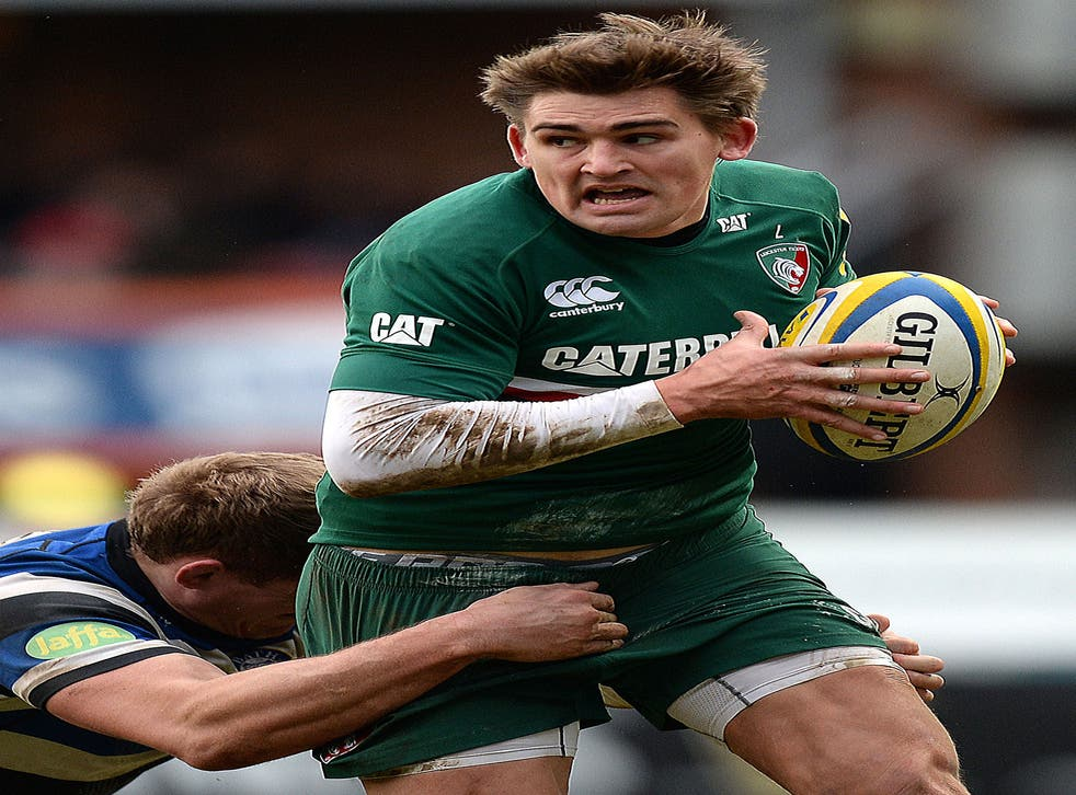 Toby Flood has admitted it was 'a very tough decision' to leave Leicester for a French club