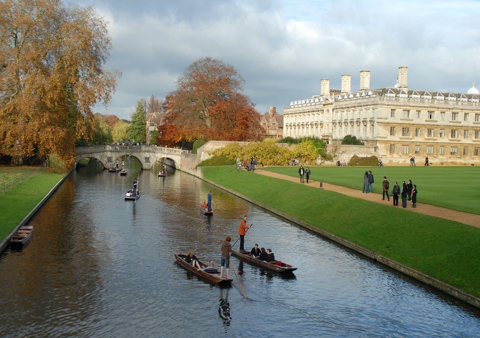 Cambridge university dating service