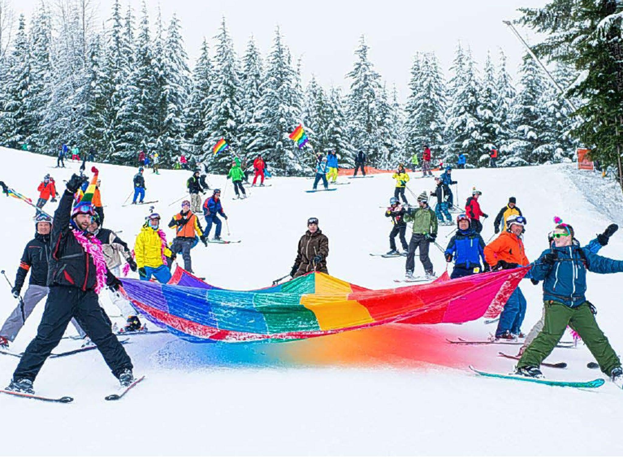 ski clubs Gay