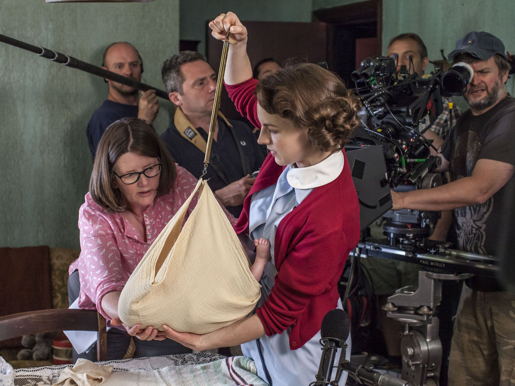 Call The Midwife: Jessica Raine leaves in series three finale | The