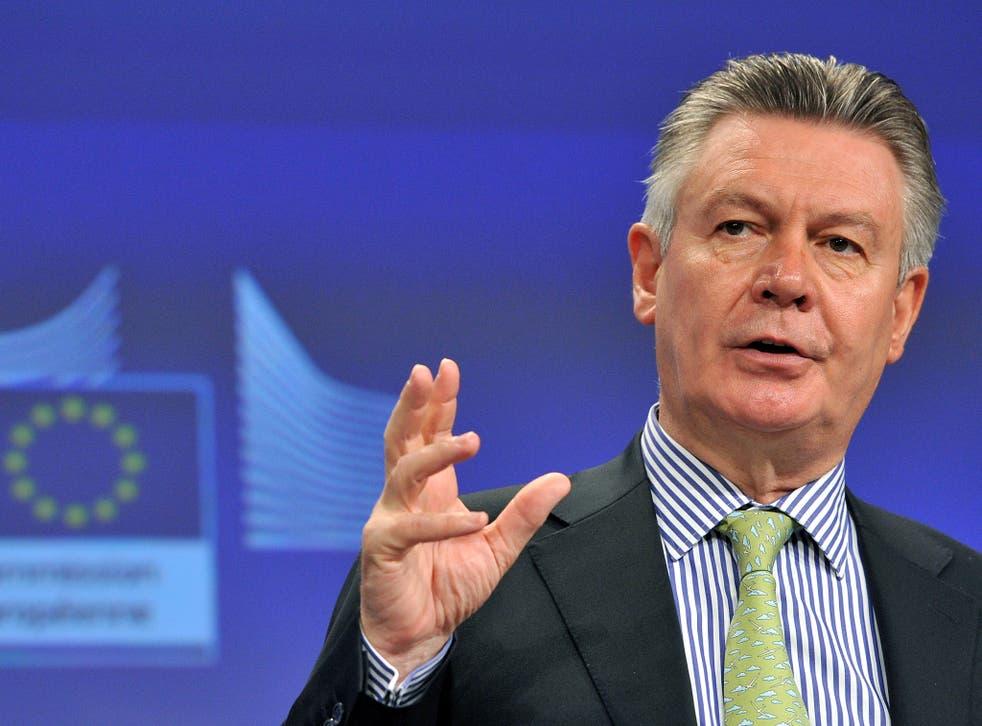 EU Trade Commis-sioner Karel De Gucht has launched a major public consultation
