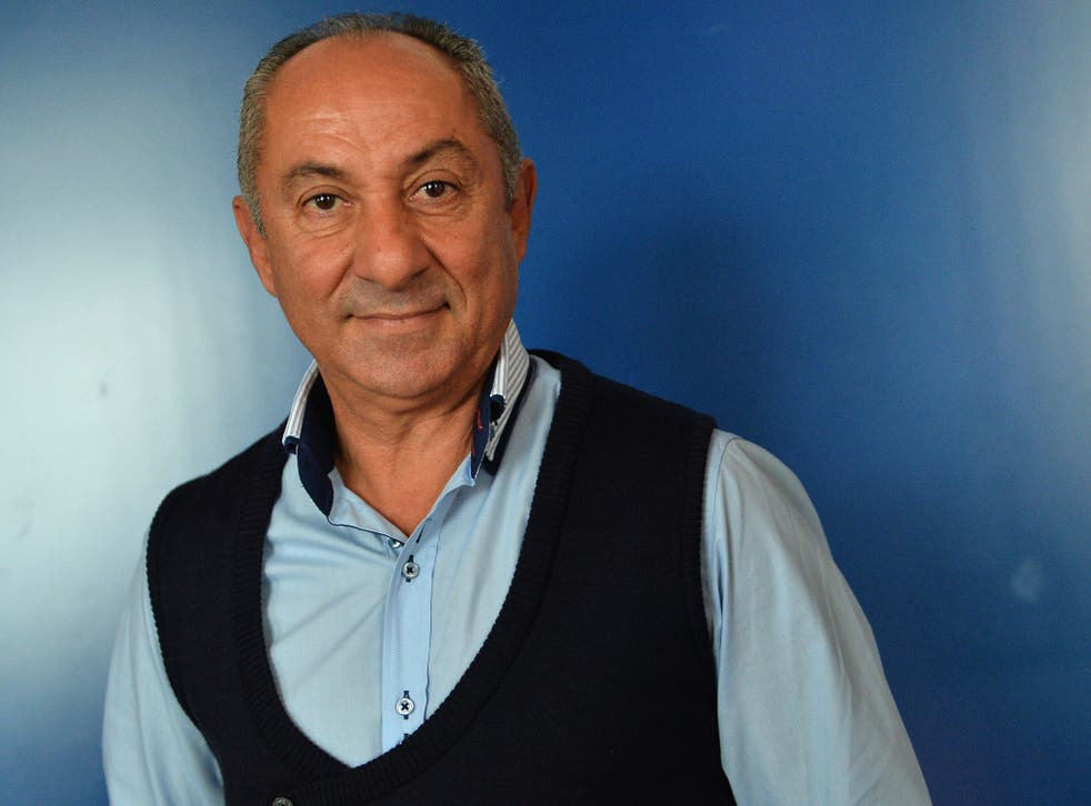 Ossie Ardiles has been involved in a car crash in the Falkland Islands
