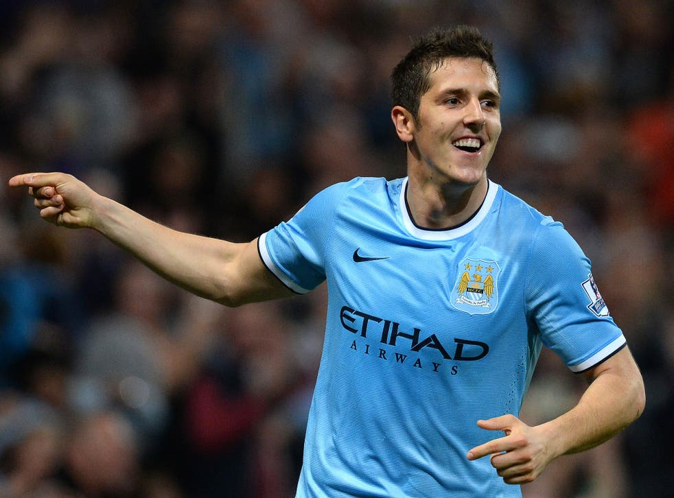 Manchester City striker Stevan Jovetic could make his awaited return from injury in the League Cup semi-final second leg against West Ham