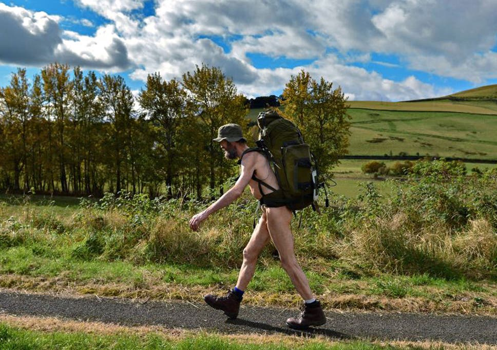 Back To Naturist Stephen Gough Was The Subject Of The Naked Rambler