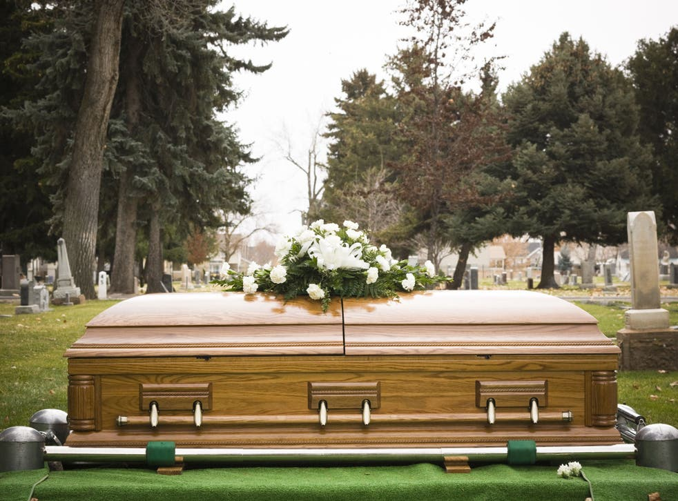Researchers said that the rise in 'funeral poverty' meant more than 100,000 people in Britain would be unable to afford the cost of dying this year