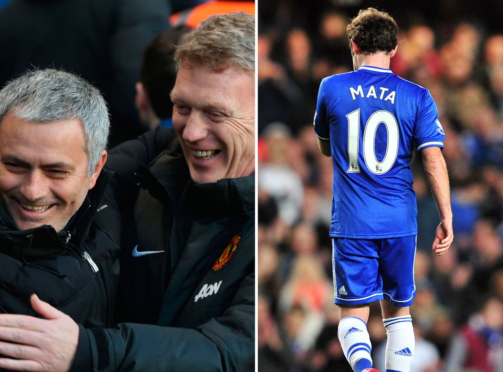Manchester United resist Atlético Madrid efforts and close in on Juan Mata