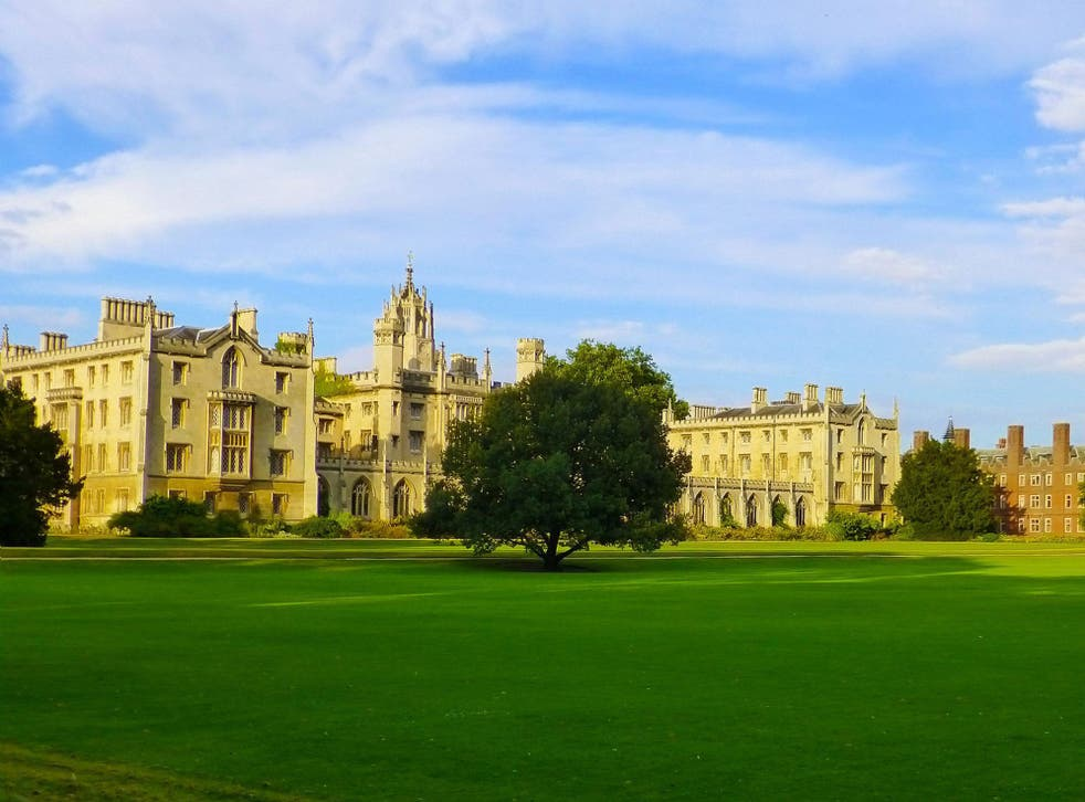 Cambridge University came top out of UK institutions ranked, despite rival Oxford hailed as the best in the country earlier this year