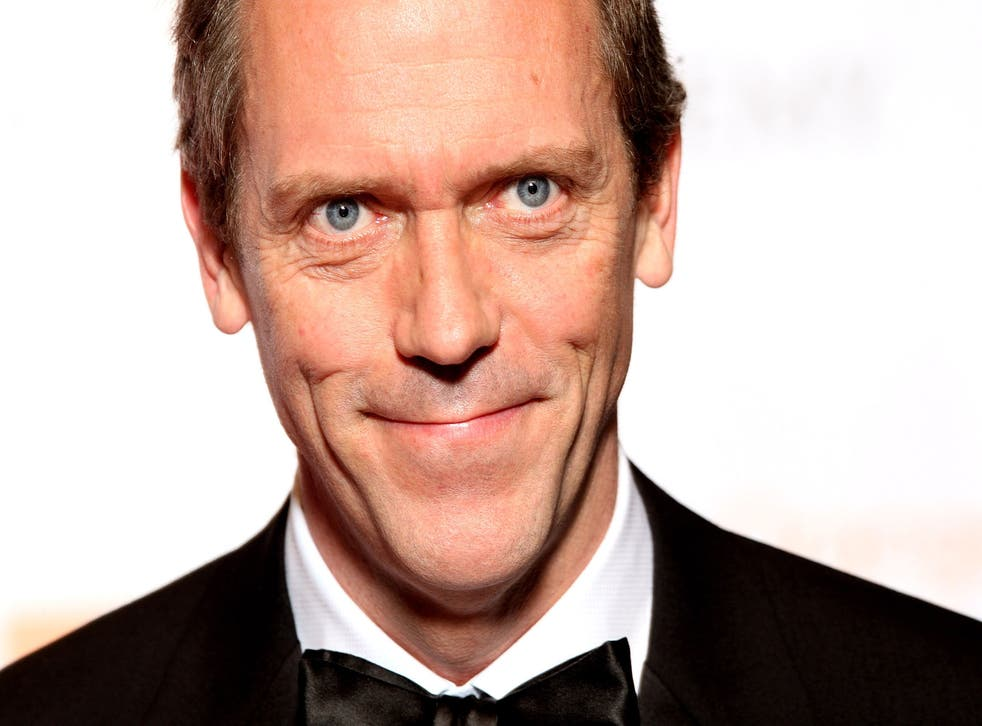 """Insulted Russians hoping for an apology from Hugh Laurie over his call to boycott their """"oven cleaner"""" vodka could be waiting some time."""