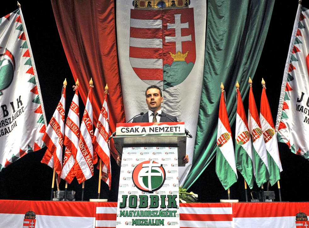 Jobbik leader Gabor Vona is coming to London this weekend to host a rally