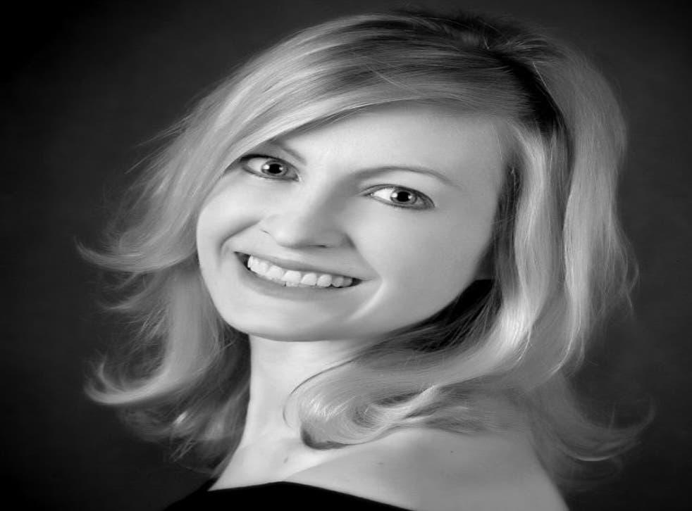 Amy Herbst was a professional mezzo-soprano