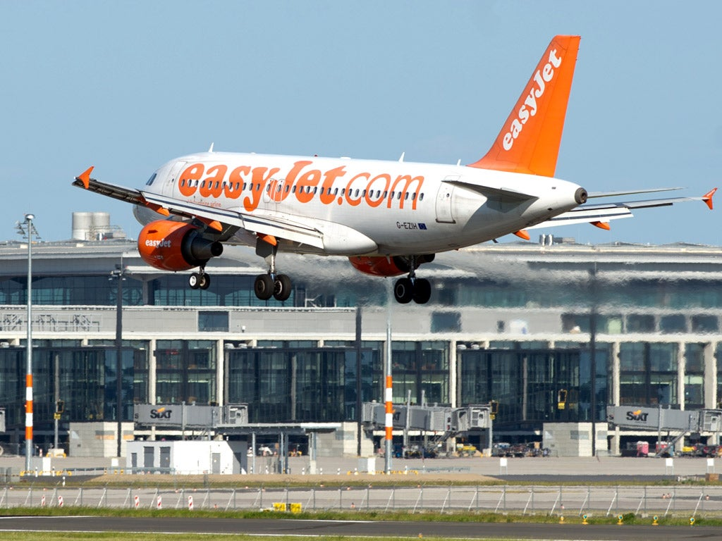 Easyjet shares dive after airline issues weak trading update