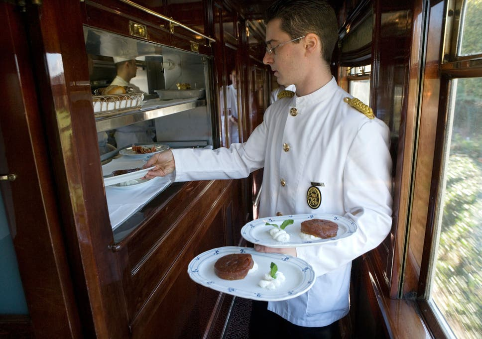Travel special 2014 recalling murderous fun on the orient express memorable treat the food and dining car on the venice simplon orient express fandeluxe Choice Image