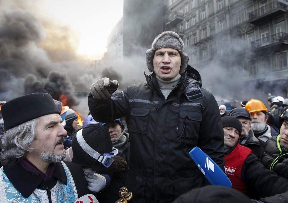 Image result for Vitali Klitschko politician