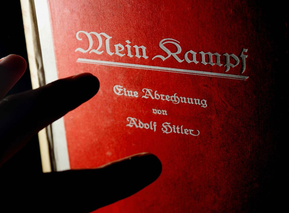 Bavaria owns the copyright for the book, however it will expire next year. A new version of the book with an academic commentary will be published in 2016
