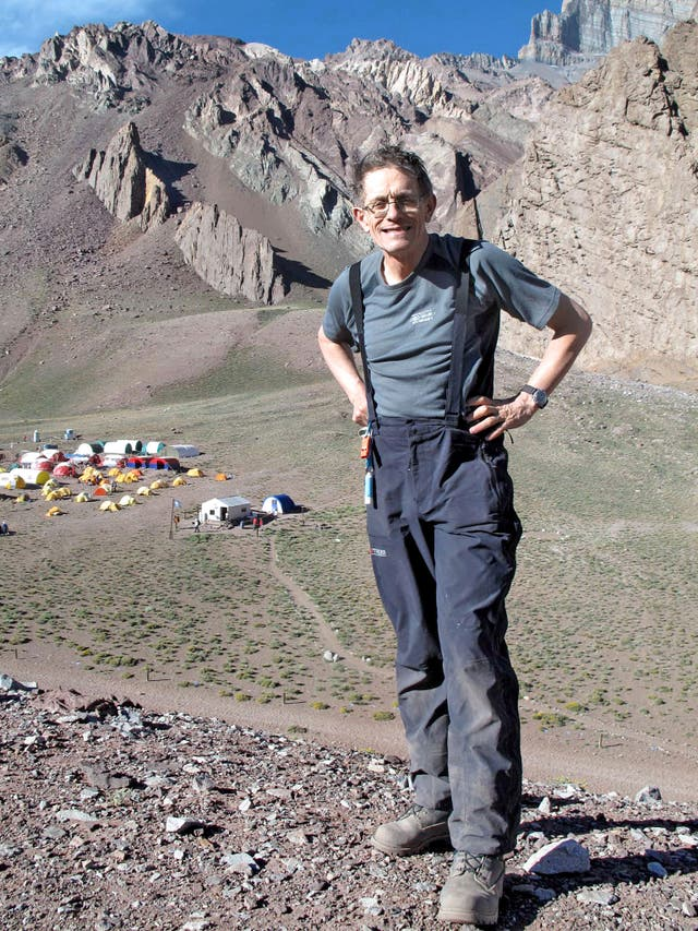 Summit's up: the first stage of the ascent to Aconcagua