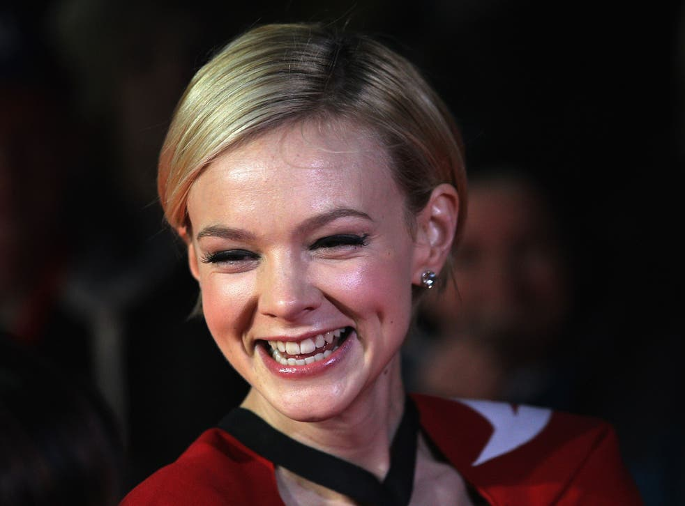 Carey Mulligan would snap up a role in ITV period drama Downton Abbey if given the chance