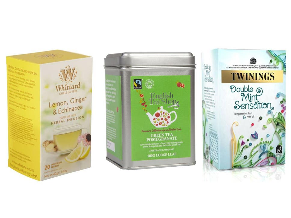 Fancy A Different Take On The Cup That Cheers Weve Sampled Inventive And Thirst Quenching Fruit Herbal Teas To Find Best In Supermarkets