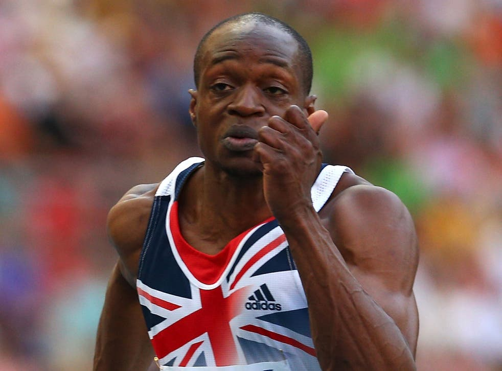James Dasaolu last year ran the second-fastest 100m time by a British sprinter ever