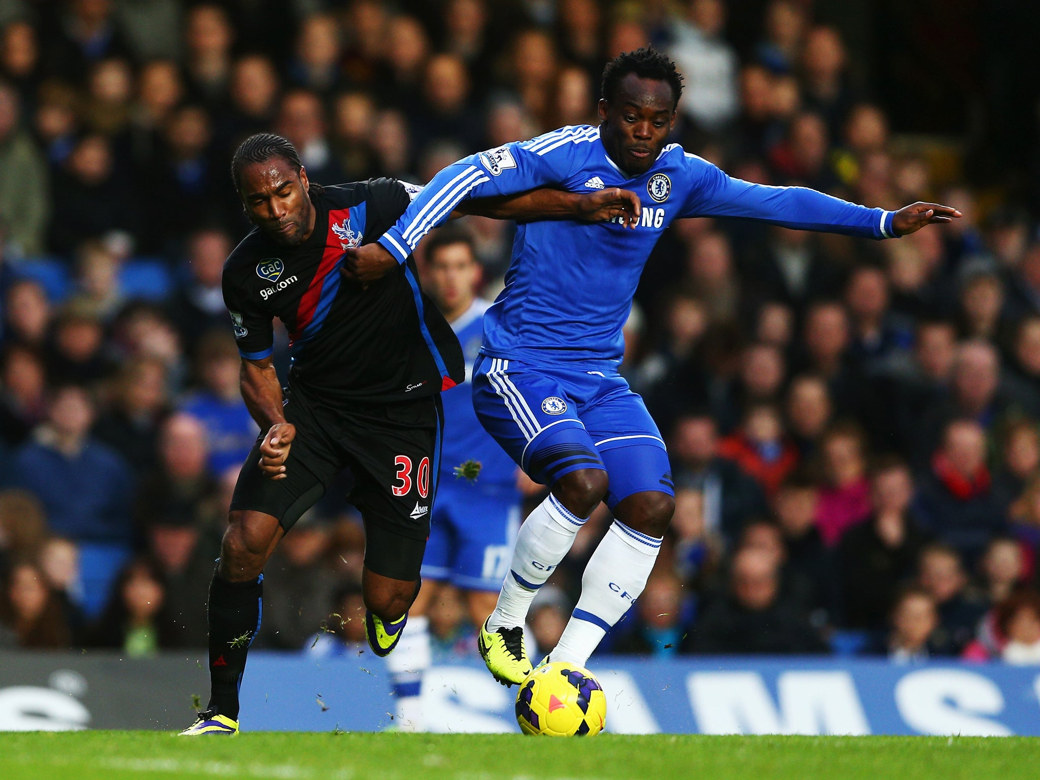 Transfer news Michael Essien pletes switch from Chelsea to AC