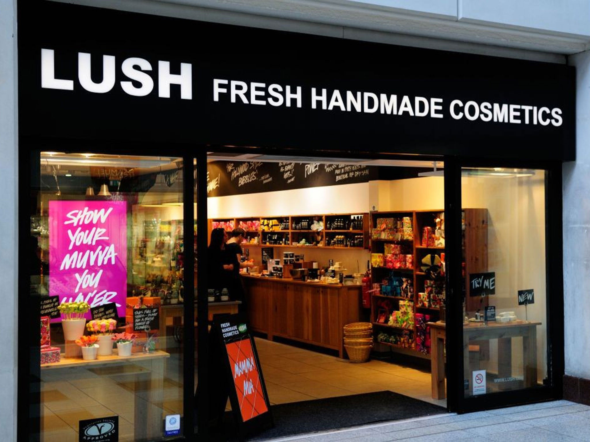 Cosmetics Chain Lush Stands Up For Gay Rights In Run Up To
