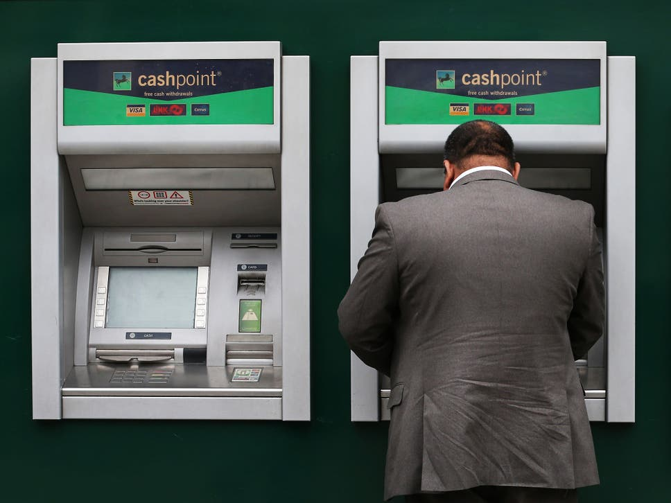 Lloyds Banking Group \'sorry\' about ATM card glitch | The Independent