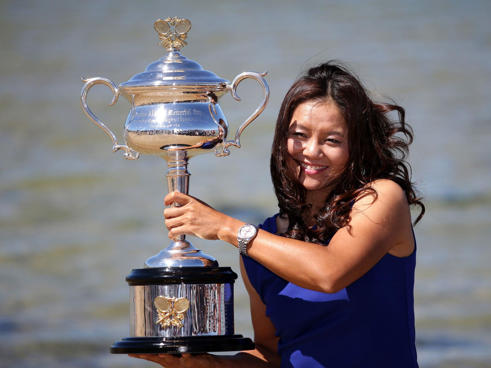 Watch Li Na 2 Grand Slam singles titles video