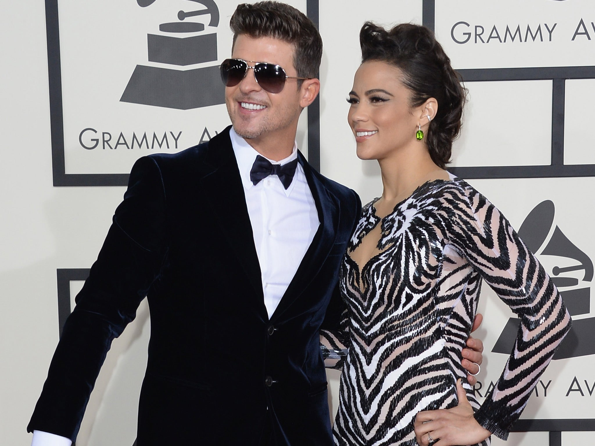 Robin thickes new album paula flops in the uk the independent nvjuhfo Image collections