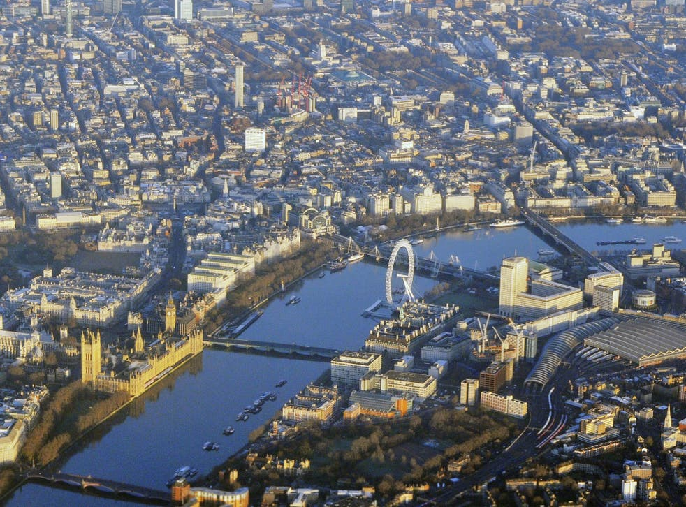 Paved with gold: London's economy is thriving