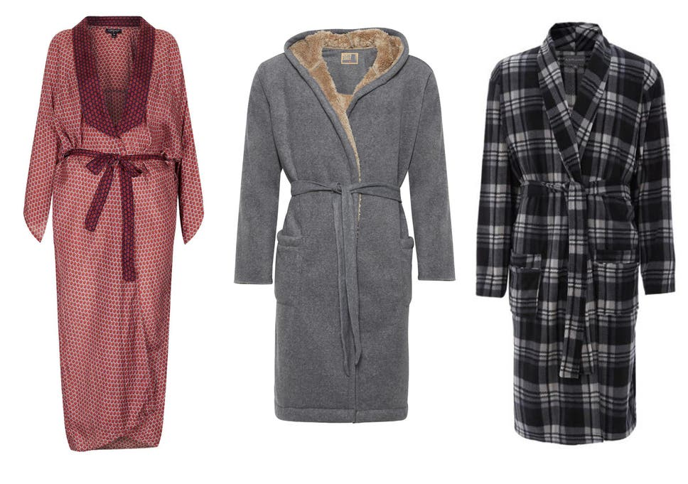 6ed72e965 Stay snug and warm at home in one of these stylish robes