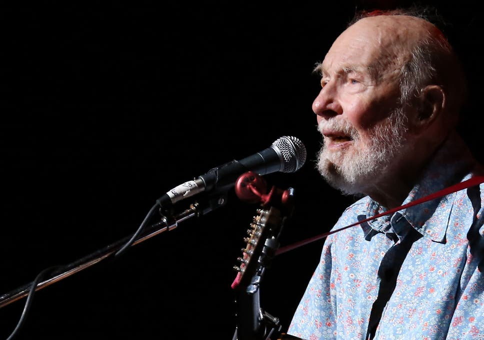Pete Seeger obituary: Musician and activist dies aged 94